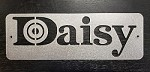 Daisy Logo Steel Sign