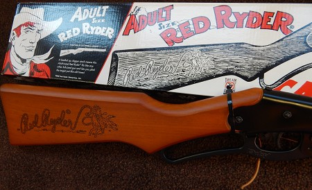 Adult Sized Daisy Red Ryder BB Gun