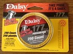 Alloy Pellets - Flat nosed - 250 count
